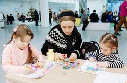 Детская творческая студия в МАММ (январь)