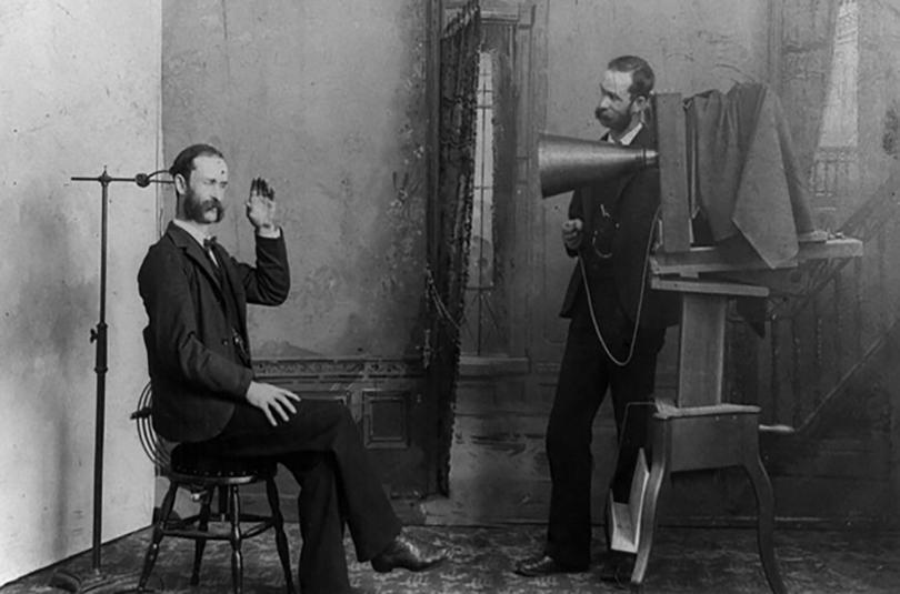 Когда появились первые фотографии в россии