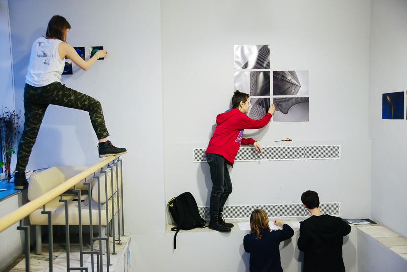 Школа фотографии для подростков